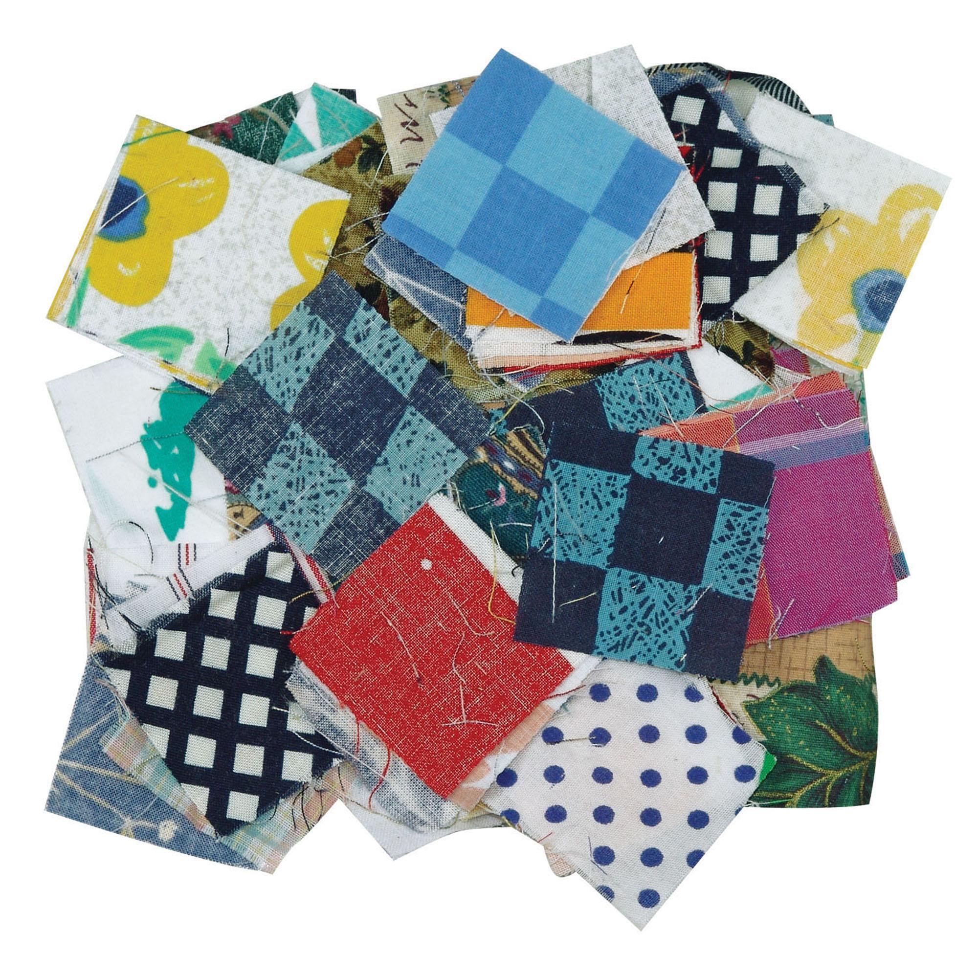 Roylco® Fabric Mosaics, 400 Pieces
