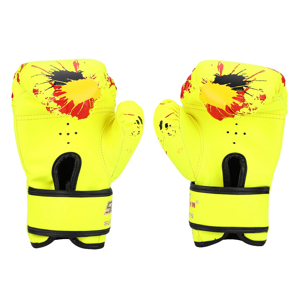 Baby Girl Boy Children Boxing Gloves Punch Training Kids Fight Mitts 28*17*10cm