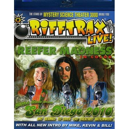 Rifftrax Live: Reefer Madness (Blu-ray)
