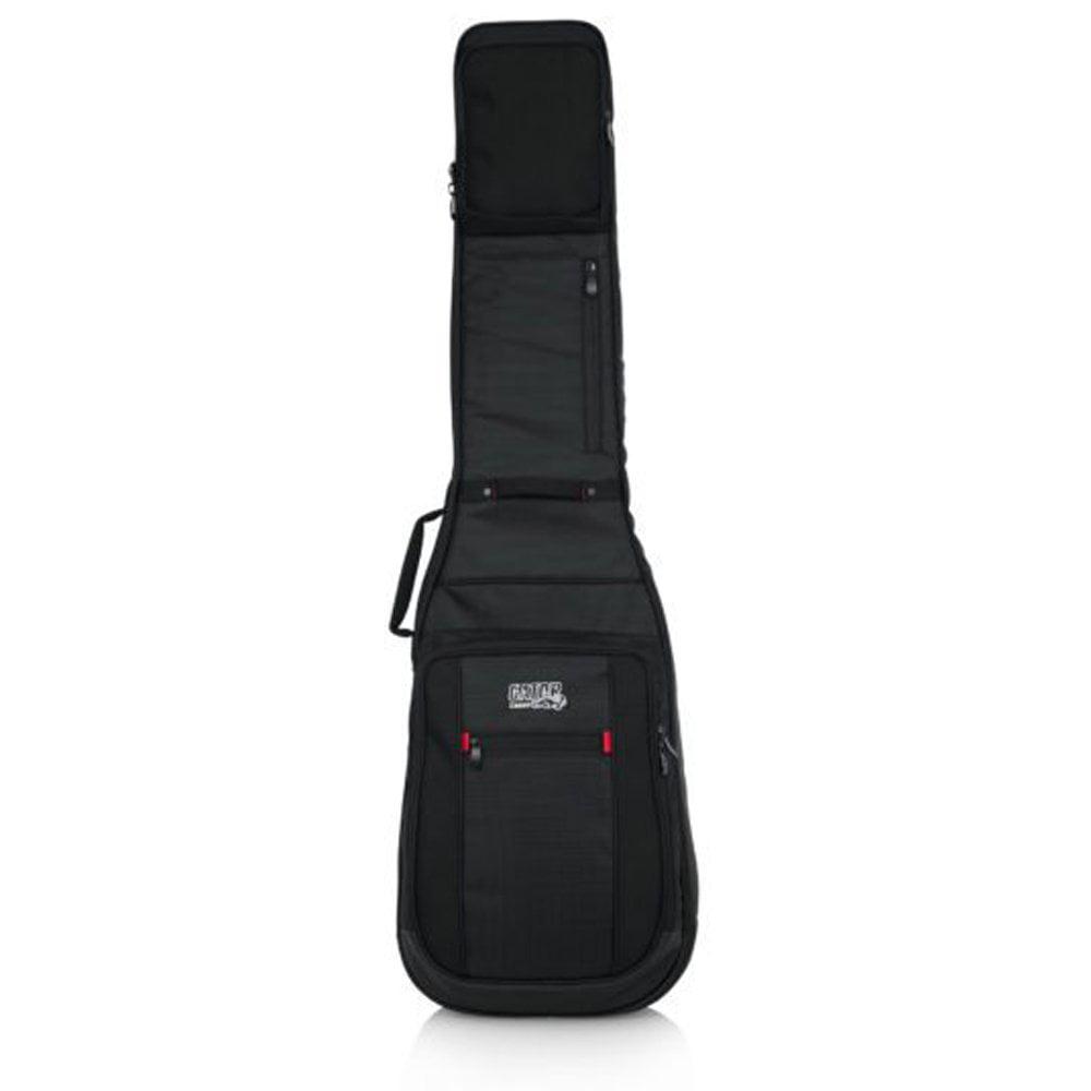 gator cases pro go deluxe electric bass guitar gig bag. Black Bedroom Furniture Sets. Home Design Ideas