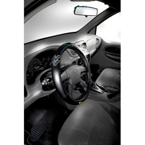 NCAA Steering Wheel Cover, West Virginia
