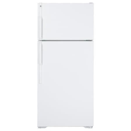 General Electric Ge 16 5 Cu Ft Top-freezer Refrigerator