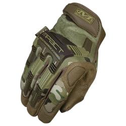 Hand Protection - MECHANIX WEAR M-PACT GLOVE LARGE 10 MULTICAM
