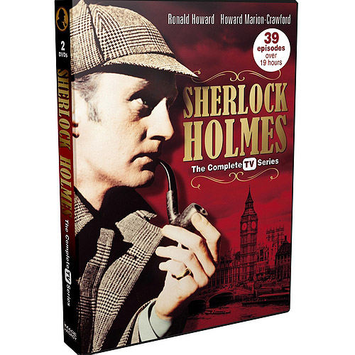 Sherlock Holmes: The Complete Series (Full Frame)