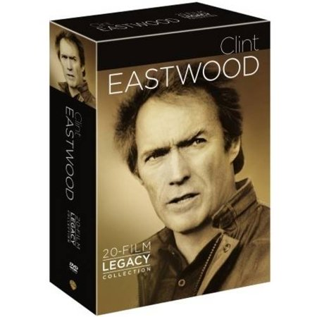 Clint Eastwood  20 Film Legacy Collection