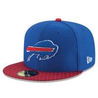 Buffalo Bills New Era 2017 Sideline Official 59FIFTY Fitted Hat - Royal