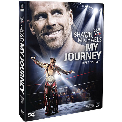 WWE: Shawn Michaels - My Journey (Full Frame)