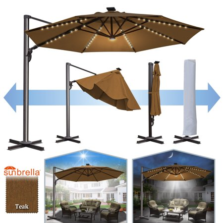 Sunrise Umbrella U212-350-Teak