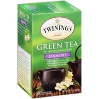 (4 Boxes) Twinings of London® Jasmine Green 20 ct Tea Bags 1.41 oz. Box