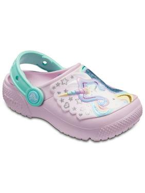Crocs Girls' Junior Fun Lab Clog
