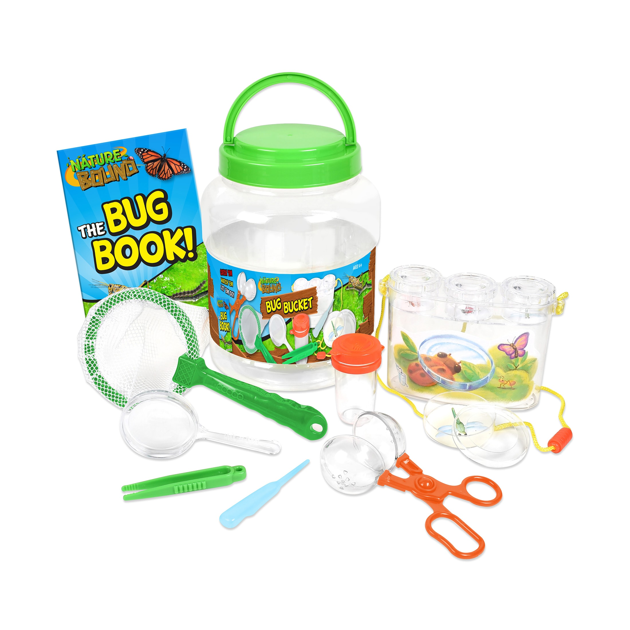 Nature Bound Bug Bucket Habitat Set by Thin Air