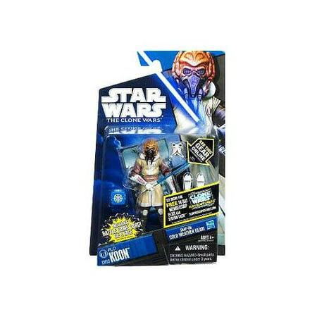 Star Wars Clone Wars 2011 Plo Koon Action Figure [Cold Weather - Clone Wars Plo Koon