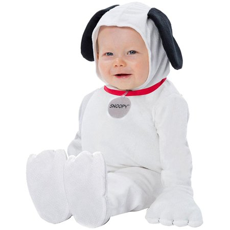 Peanuts Snoopy Deluxe Toddler Costume](Snoopy Costume Pattern)