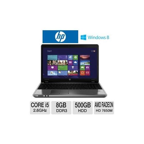 HP 4540S CI5-3340M Bundle