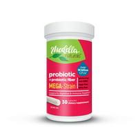 Medella Naturals Probiotic + Prebiotic Fiber Blend- Supports Digestive & Immune Health-Gluten, Sugar, & Dairy Free, Non-GMO
