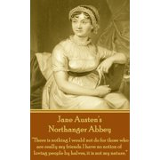 Northanger Abbey, By Jane Austen - eBook