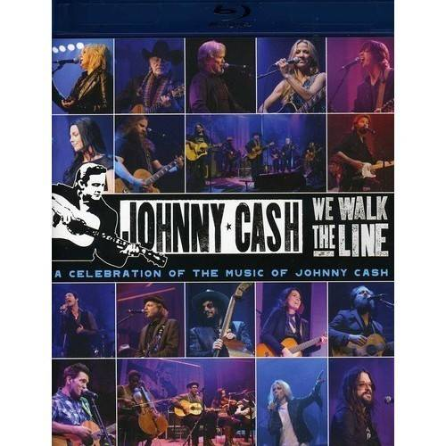 We Walk The Line: A Celebration Of The Music Of Johnny Cash (Music Blu-ray)