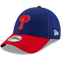 brand new af823 5d483 Product Image Philadelphia Phillies New Era Alternate The League 9FORTY  Adjustable Hat - Royal Red - OSFA
