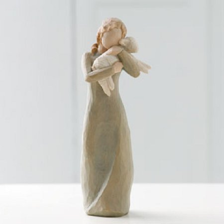 Earth Willow Tree - Peace on Earth Willow Tree Figurine by Susan Lordi New Demdaco 26104