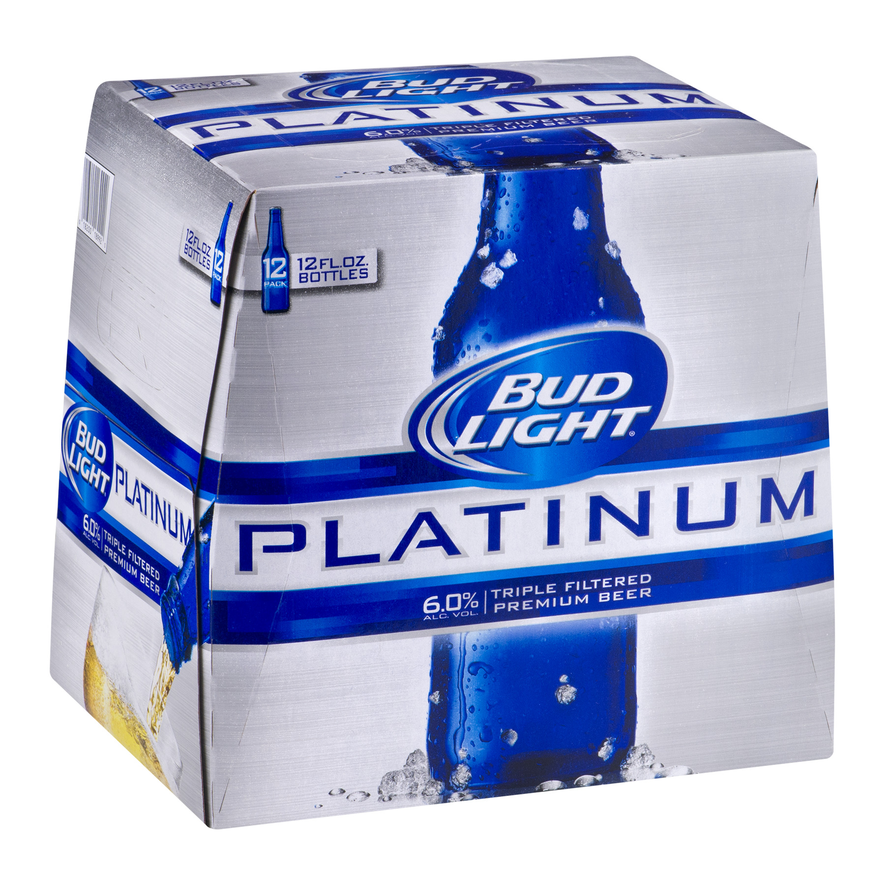 Bud Light Platinum Beer, 12 Pk 12 Fl. Oz. Bottles   Walmart.com Great Ideas