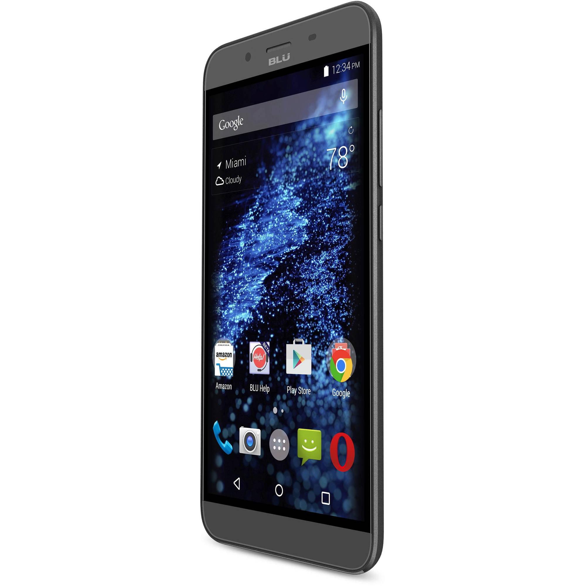 BLU VIVO XL V0030UU GSM Smartphone (Unlocked), Gold ...