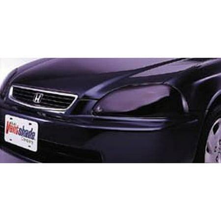Auto Ventshade 37720 Smoke Headlight Cover -