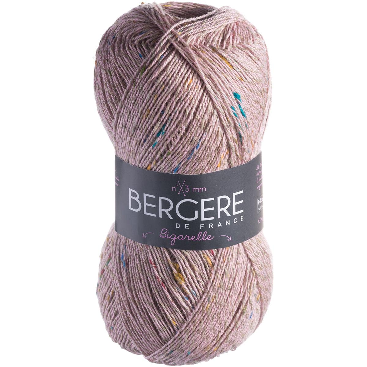 Bergere De France Bigarelle Yarn-Roseraie