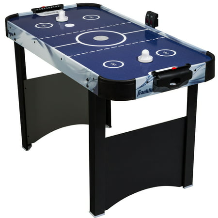 Lovely Air Hockey Table 48 Inch Powered Electronic Indoor Game Room Kids Funny Play Indoor Games