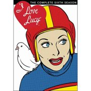 I Love Lucy: The Complete Sixth Season by PARAMOUNT HOME VIDEO