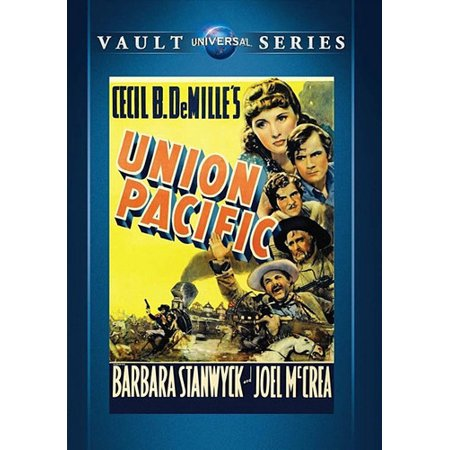 Union Pacific (DVD) (Union Pacific 3 Bay)