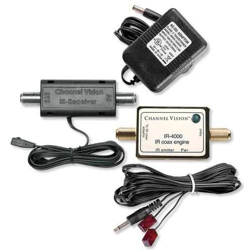 Channel Vision IR4500 IR over Coax Kit