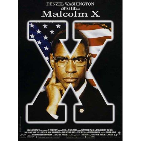 Malcolm X (1992) 27x40 Movie Poster](Halloween Movie Poster 27x40)