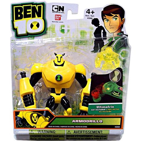 Bandai Ben 10 Ultimate Alien 4