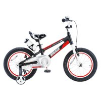RoyalBaby Space No. 1 Black 12 inch Kid's Bicycle