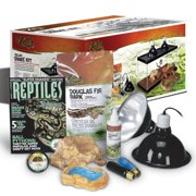 Zilla 28001 Black Deluxe Snake Kit, 20 L
