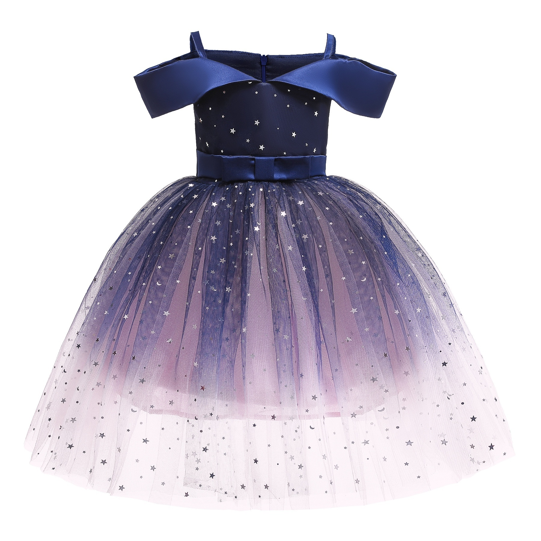 Girls Baby Clothes Wear 6 Baby Girl Pettiskirt Princess Dress Lace Girl  Wedding Embroidery Flower Princess Shine Tulle Birthday Party Dress