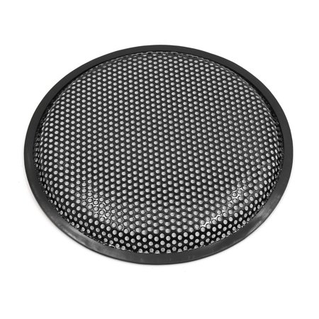 """10"""" Car Waffle Speaker Mesh Cover Subwoofer Protector Enclosure Grill Guard"""