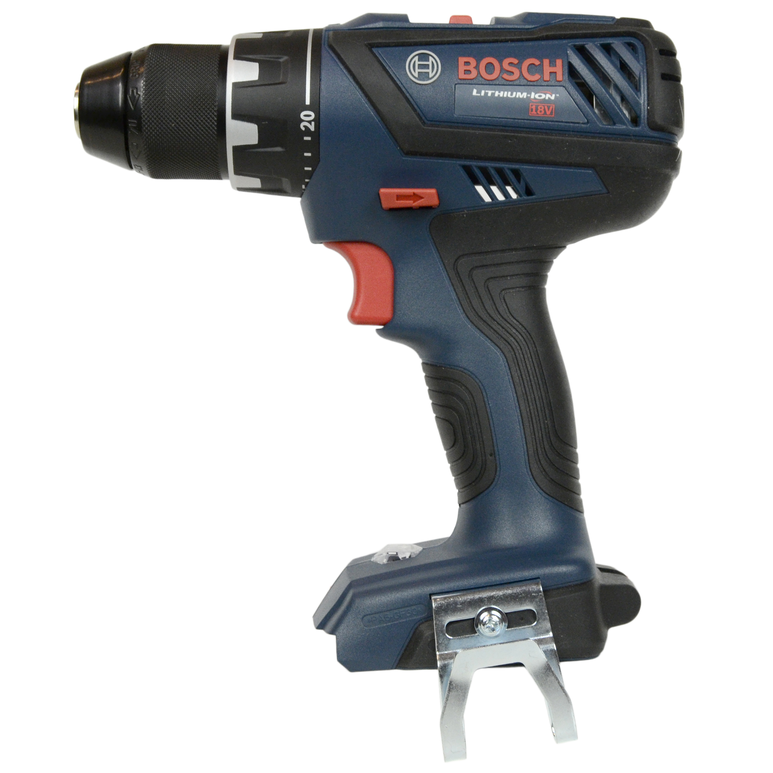 """Bosch Tools DDS181A 18V Lithium-Ion 1 2"""" Compact Drill Driver, Bare Tool by"""