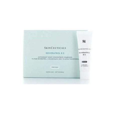 SkinCeuticals Resveratrol BE Box of 10 SET Travel Size 4ML TOTAL 40ML!!!