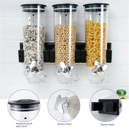 Cereal dispenser Dispenser for 1 cakebox 3.5 litres Bartscher 500377