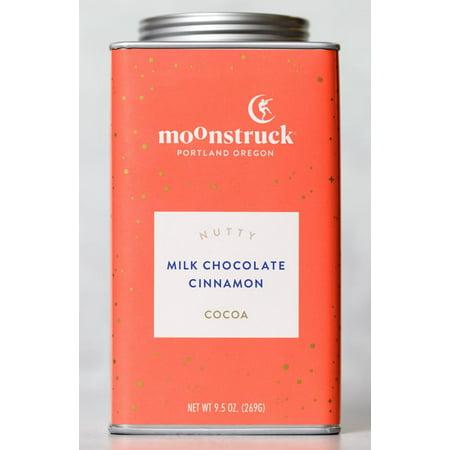 Moonstruck Gourmet Chocolate Nutty Cinnamon Mayan Hot Cocoa Mix Mayan Drinking Chocolate