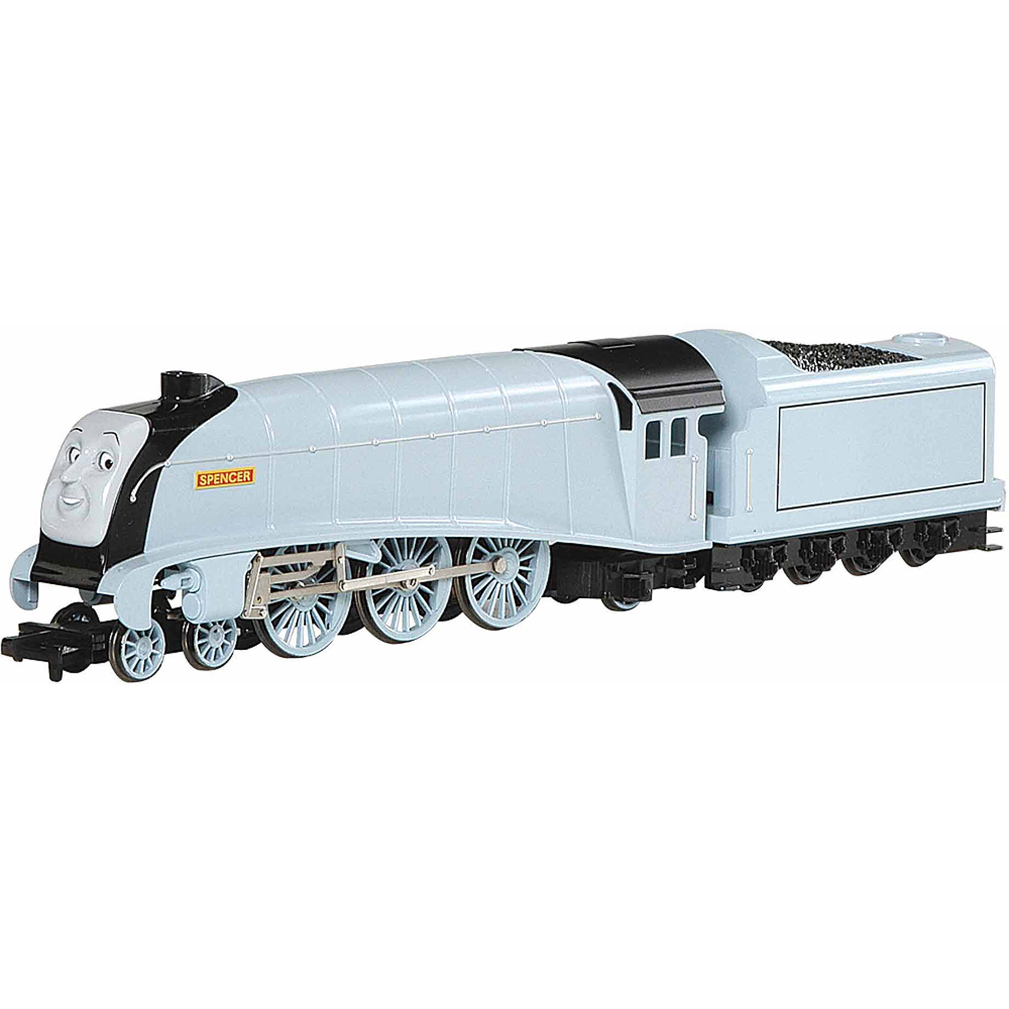 Bachmann Trains Thomas and Friends Spencer Locomotive with Moving Eyes, HO Scale Train by Bachmann
