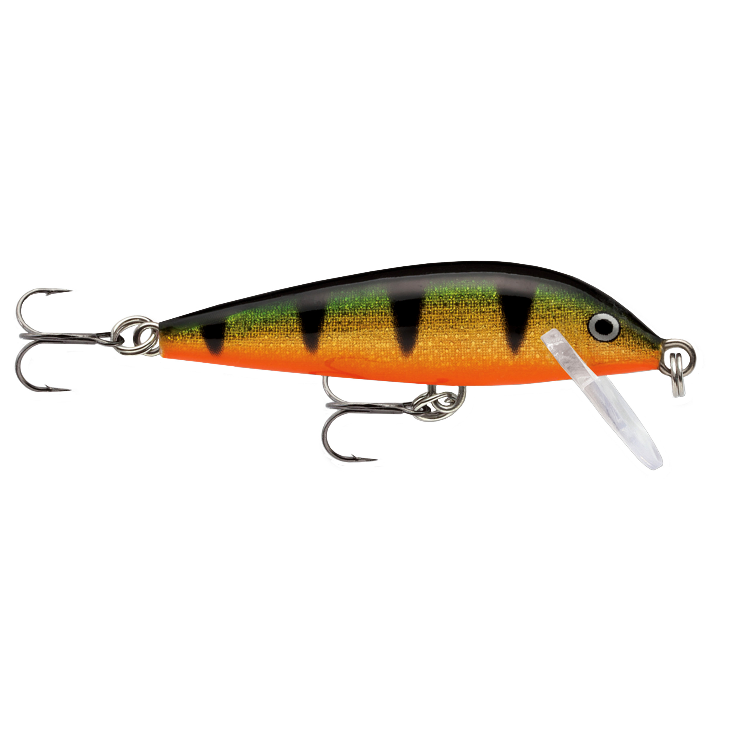 """Rapala CountDown Lure Size 03, 1 1 2"""" Length, 2'-3' Depth, 2 Number 12 Hooks, Fire Tiger, Per 1 by Rapala"""