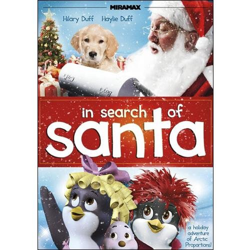 In Search Of Santa (Miramax Echo Bridge)