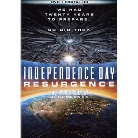 - Independence Day Resurgence (DVD)