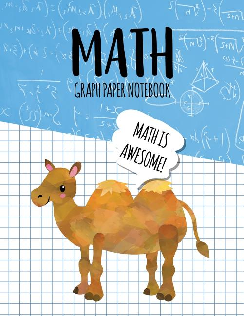math graph paper notebook  blank graph note book pages