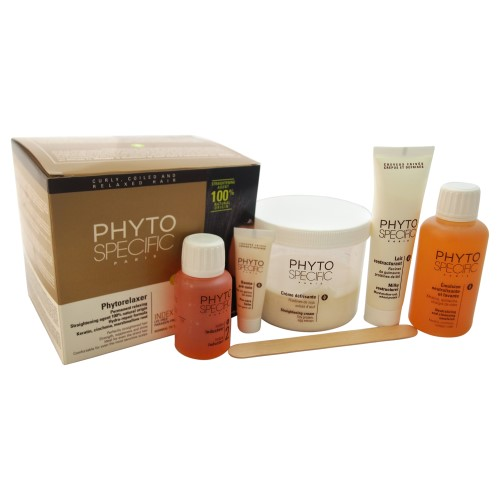 Phyto Phytospecific Phytorelaxer Index 2, Normal To Thick Hair, 5 Ct