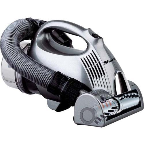 Shark V15Z Portable Vacuum Cleaner - 800 W Motor - Bagless - HEPA - AC Supply - 6.67 A - Blue