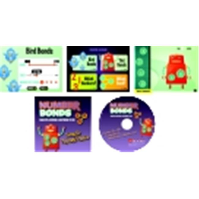 Essential Learning Products Iwb Number Bonds Multiplication And Division 0 To 99 CD For Interactive Whiteboards, Grade