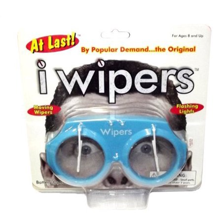 i wipers- Wiper Glasses (color may vary) - image 1 de 1